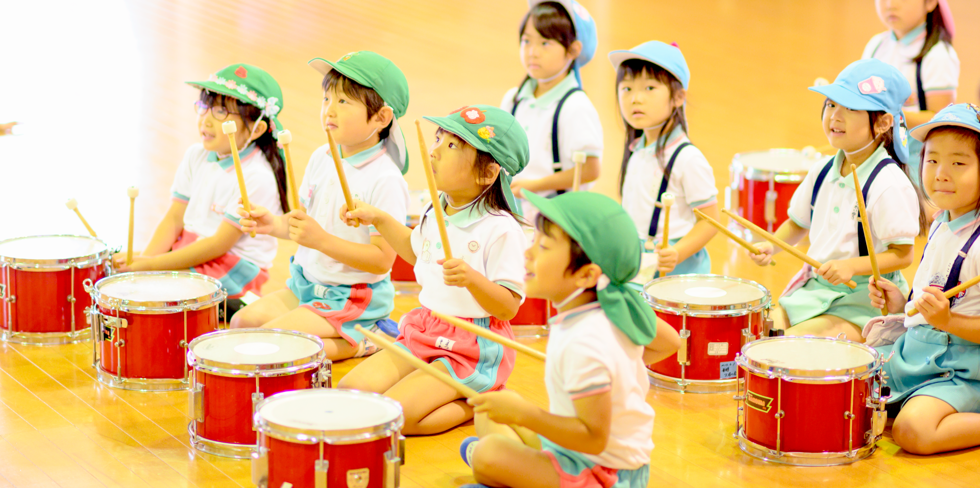さきとり幼稚園のカリキュラム
