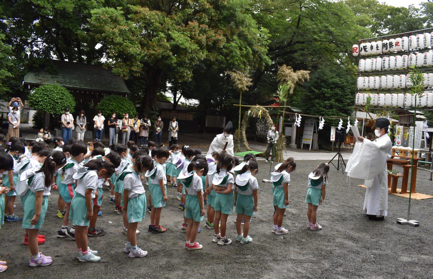 夏越の大祓式
